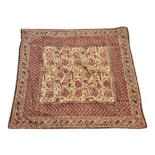Persian Ghalamkari Esfahan Tapestry
