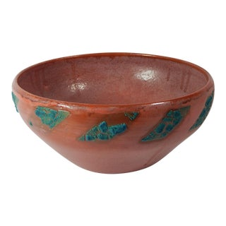 Relicware Earthenware Bowl #68 By Andrew Wilder