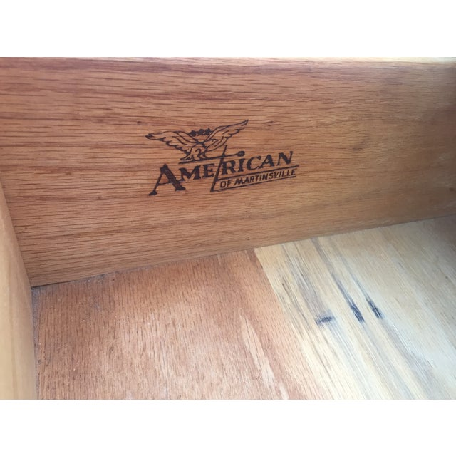 Mid Century Dresser by American of Martinsville - Image 6 of 7