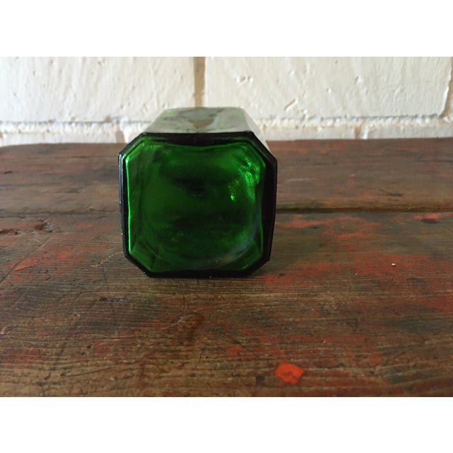 Green Depression Glass Pepper Shaker - Image 4 of 5