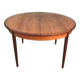 Kofod Larsen for G Plan Extendable Dining Table