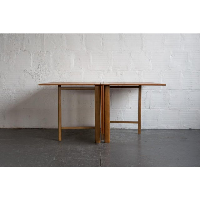 Bruno Mathsson Expandable Dining Table - Image 4 of 8