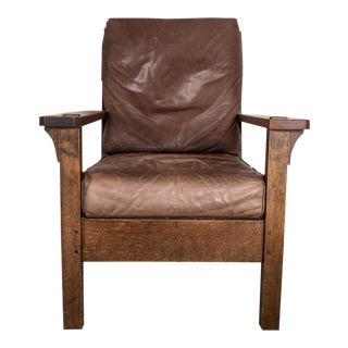 Barber Bros. Arts & Crafts Arm Chair