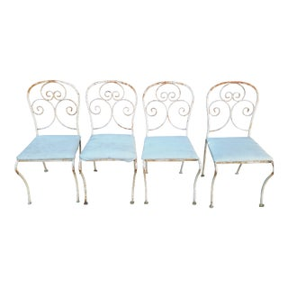 Alfresco Patio Dining Chairs - Set of 4