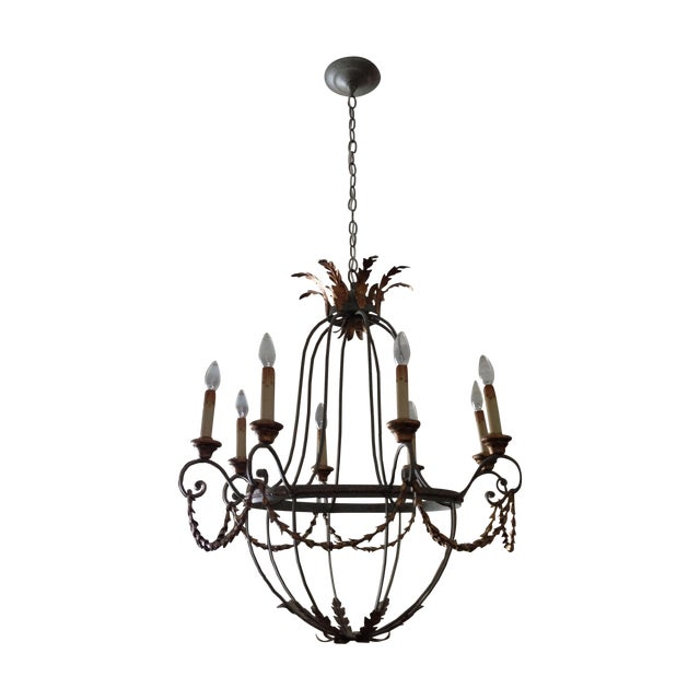 Image of Currey and Company 9948 Elegance Chandelier