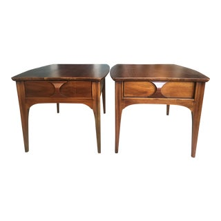 Kent Coffey Perspecta End Tables - A Pair