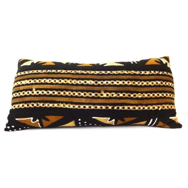Mud Cloth Long Pillow - Image 7 of 9