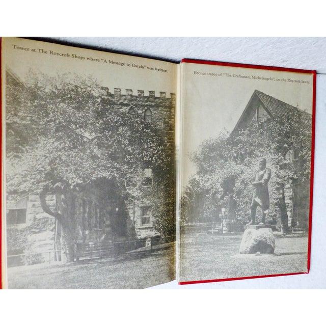 Elbert Hubbard Bookends - Image 8 of 11