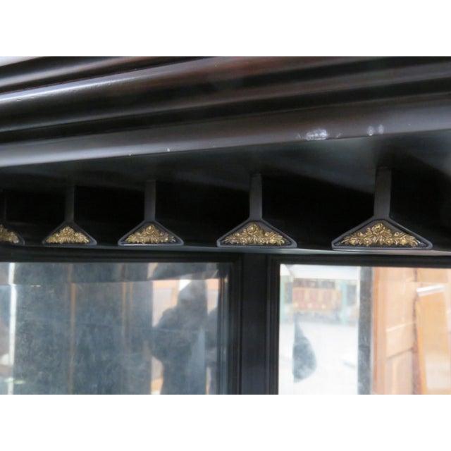 Image of Jonathan Charles Chinoiserie Decorated Bar
