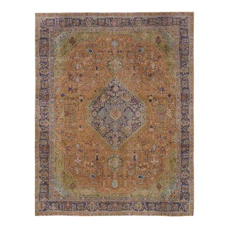 "Hand Painted Color Reform Collection Rosamond Wool Rug - 9'9"" x 12'6"""