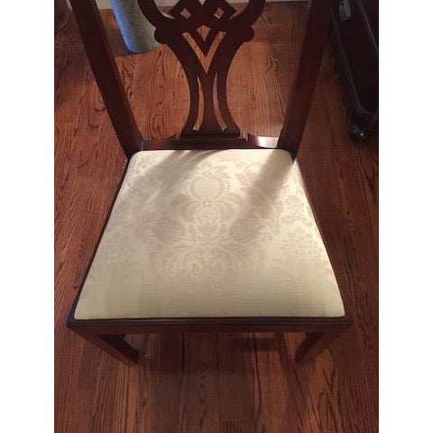 Image of Henkel Harris Side Chairs - Set of 4