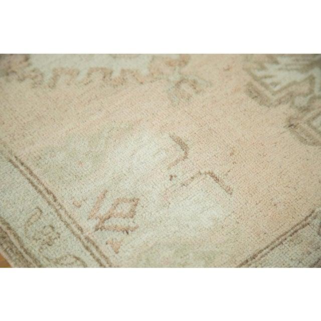 """Image of Vintage Oushak Rug Mat Runner - 1'8"""" X 2'9"""""""