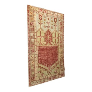 "Bellwether Rugs Vintage Turkish Oushak Rug - 2'7"" X 4'9"""