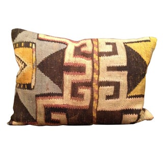 Hand Woven Turkish Kilim Pillow