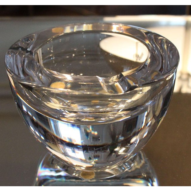 Vintage French Crystal Ashtray - Image 2 of 5