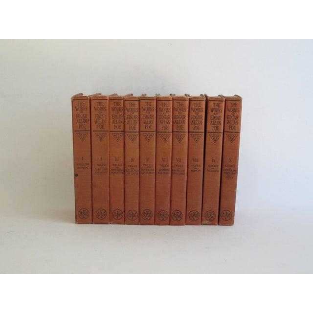 The Works of Edgar Allen Poe - Set of 10 - Image 3 of 8