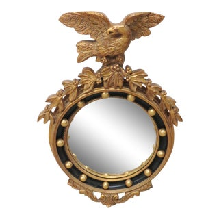 Gold Eagle Bullseye Convex Mirror