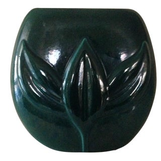 Large Jaru of California Green Tulip Vase