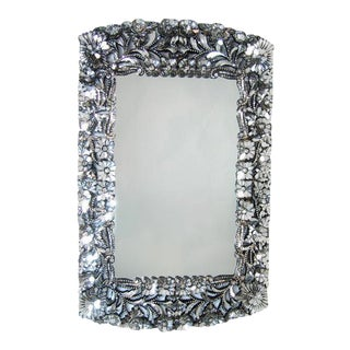 Traditional Rectangle Handcut Mirror