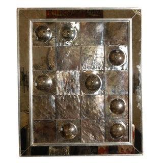 Paul Marra Contemporary Convex Mirror
