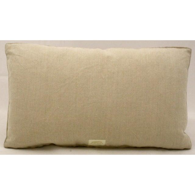 Midcentury Pillow : Mid-Century Bolster Pillow Chairish