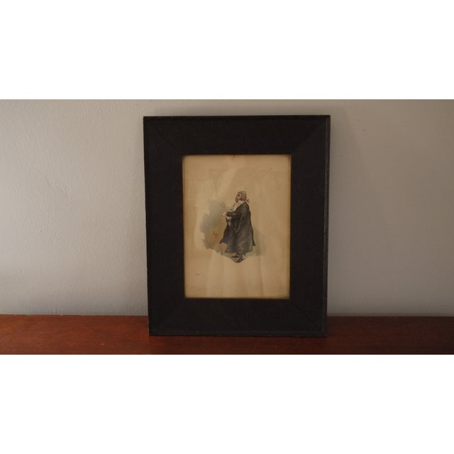 Framed 'Your Honor' Judge Print - Image 2 of 7