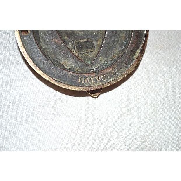 1915 Harvard University Door Knocker - Image 10 of 11