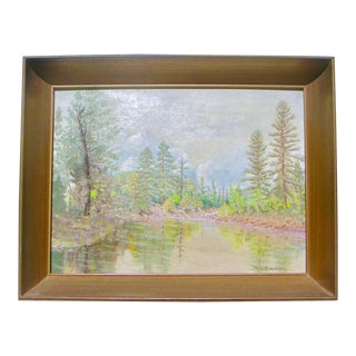 Feather River California Painting