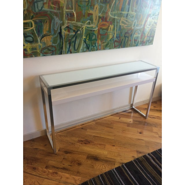 Ligne roset console table chairish for Table yoyo ligne roset