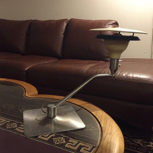 """Image of M.G. Wheeler """"Sight Lamp"""" Desk Lamp"""