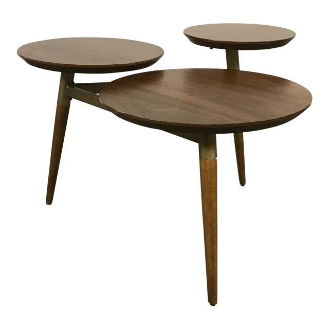 West Elm Mid Century Modern Tri Surface Coffee Table Chairish