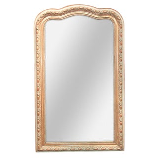 Louis Philippe Egg and Dart Mirror
