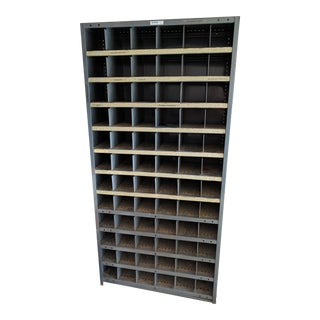 Industrial Metal Mail Sorter