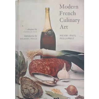 French Modern Culinary Art, 1966, Illustrated