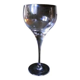 Rosenthal Studio-Linie Lotus-Plain Water Goblet Crystal