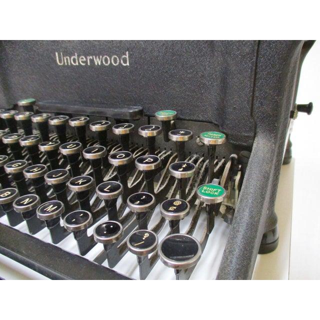 1920s Vintage Underwood Typewriter - Image 5 of 11