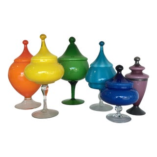 Bonbonierres Rainbow Collection - Set of 6