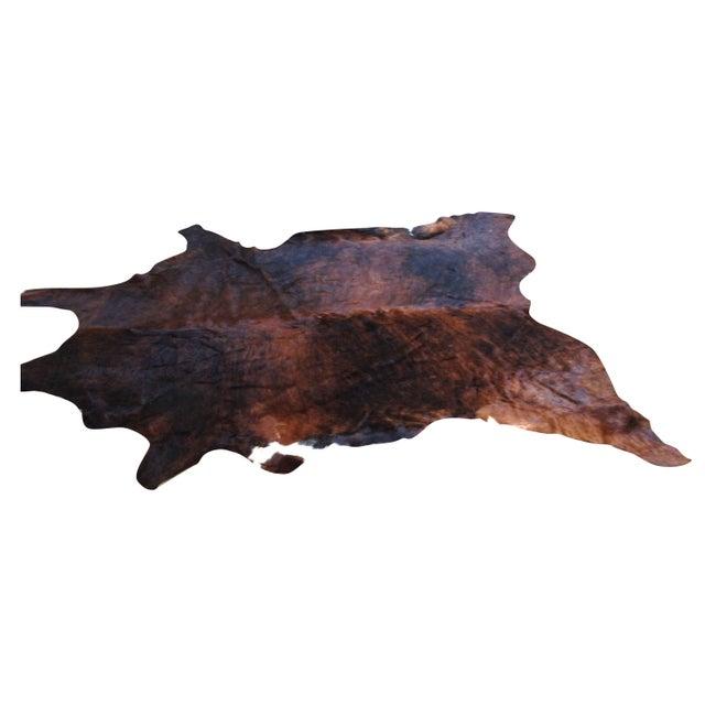 Hide Rug - XL Brindle Brown - Image 1 of 2