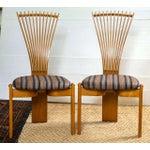 Image of Polycraft Fan Back Side Chairs - Set of 6