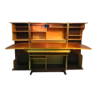 "Mumenthaler & Meier ""magic Box"" Secretary Desk"