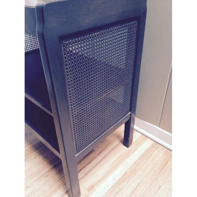 1960's Edward J. Wormley Side Table/Nightstand - Image 4 of 7