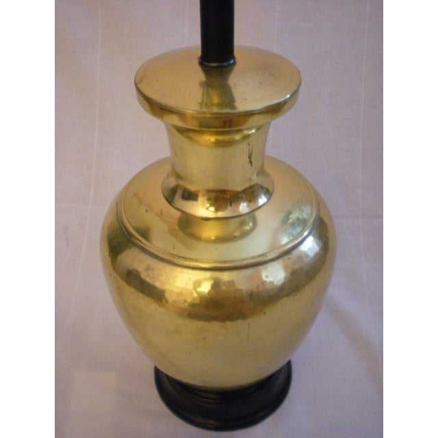 Brass Canister Lamp - Image 4 of 5