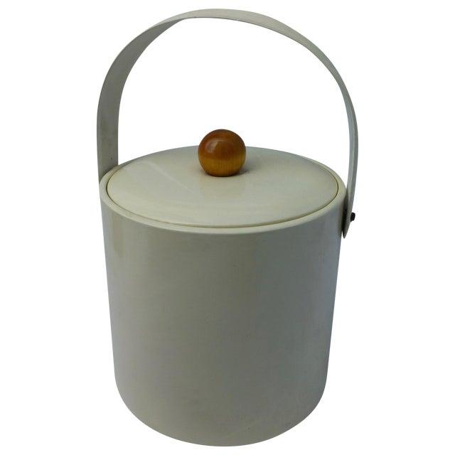 Image of 1960's Designer Ice Bucket