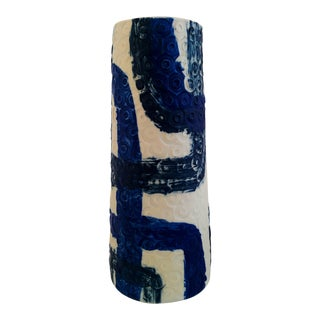 Handmade and Hand Painted Vintage Artistic Vase
