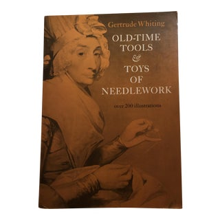 'Old Time Tools & Toys of Needlework' Book