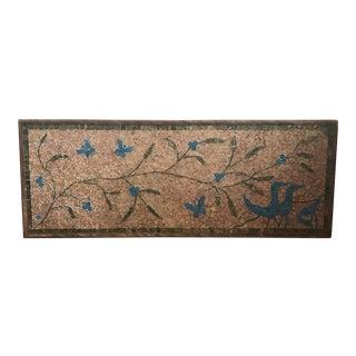 Mosaic Frieze Wall Piece