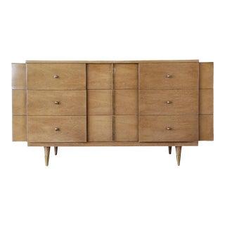 Kent Coffey Mid Century Modern Futura Triple Dresser