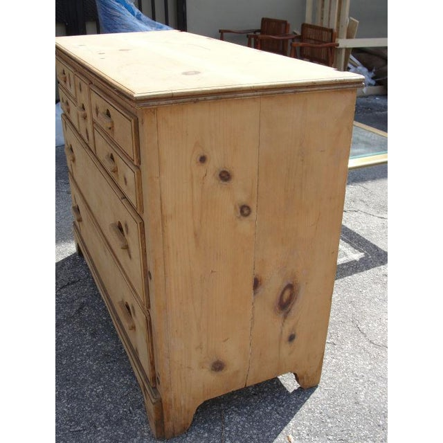 Image of A Danish Natural Pine Cabinet