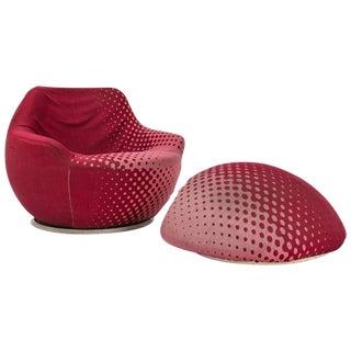 """""""Palla"""" Easy Chair by Claudio Salocchi for Sormani"""