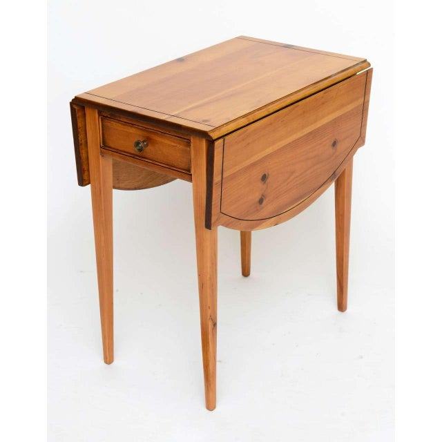 Charming Maryland Pine Pembroke Table - Image 3 of 11